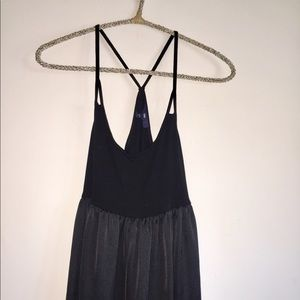 Flirty Black Dress